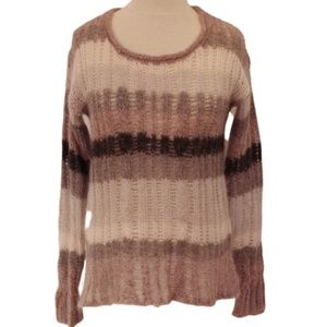 Spense Knits Lacy Mohair Blend Sweater NWOT- Sz. M